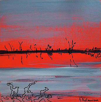 Lumiere Rouge by Muriel Dolemieux