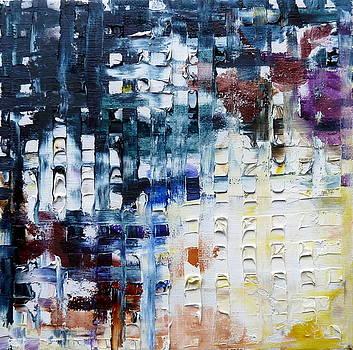 Lumieres Sur La Ville by Danielle Arnal