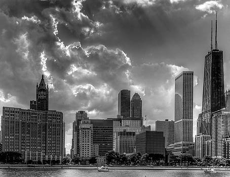 Luminous Chicago by John Roach