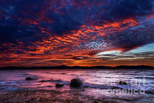 Paul Conrad - Lummi Shore Sunrise