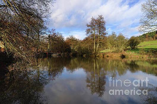 Lumsdale pool by Steev Stamford
