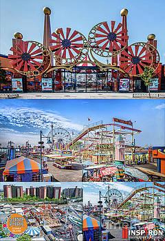 Luna Park Final by Rafael Quirindongo