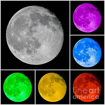 Lunar Color Shots 01 by Kip Vidrine