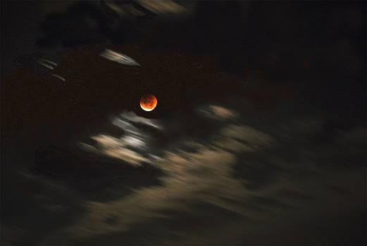 Lunar Eclipse 2008 by James Rasmusson