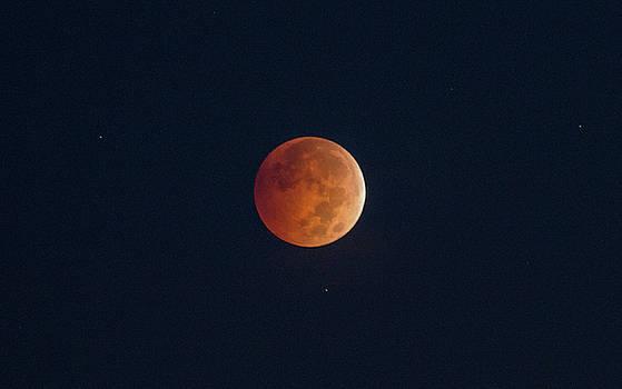Mike Shaw - Lunar Eclipse