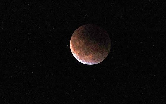 Lunar Eclipse by William Walker