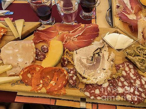 Lunch Fraschetta by Joseph Yarbrough