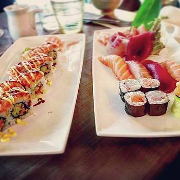Lunch Time..#sushi #milan #izu by Marco Capo