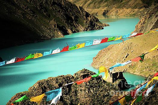 Lungta The Himalayas TIBET Yantra.lv 2016  by Raimond Klavins