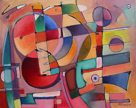 Lure Eye Expression by Jason Williamson