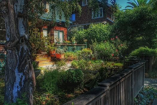 Lush Garden by Philip Hennen
