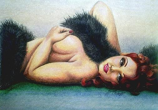 Scarlett Royal - lustful beauty