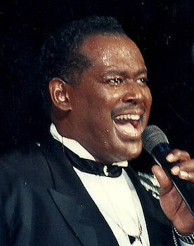 Luther Vandross Live by Malcolm B Smith