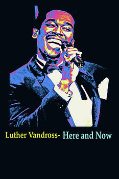 Luther Vandross by Michael Chatman