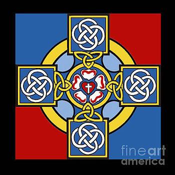 Jost Houk - Lutheran Cross