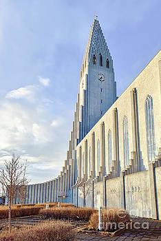 Svetlana Sewell - Lutheran parish church