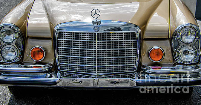 Luxury Benz by Dale Powell