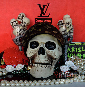 Louis Vuitton  Halloween by To-Tam Gerwe