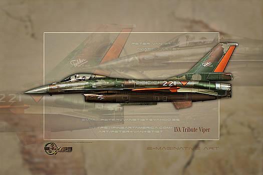 LVA Tribute Viper by Peter Van Stigt