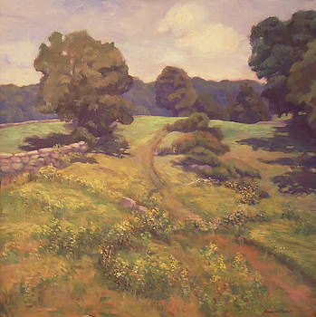 Lyme Pasture by Roseann Berluti