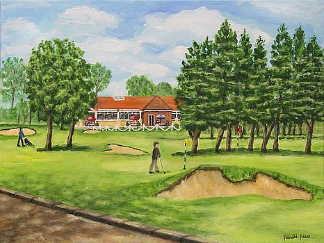 Lymm Golf Club by Ronald Haber