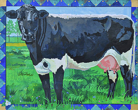 Lynch Lineback Cow by Alyson Champ