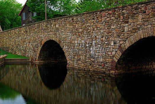 Lynhurst Bridge by Paul Wash