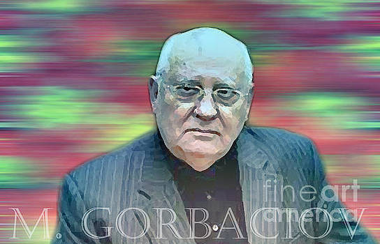 Algirdas Lukas - M. Gorbaciov