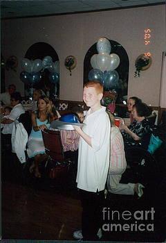 M Kildare At Kelly Sweet 16 Birthday Party by John Ryan