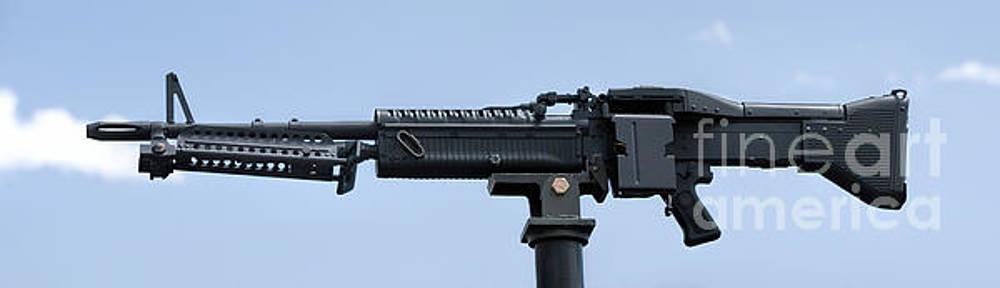 Jon Burch Photography - M60 Machine Gun