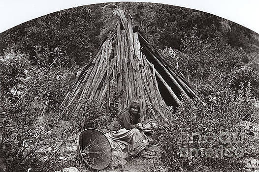 California Views Mr Pat Hathaway Archives - Ma ha la Yosemite Indian George Fiske photo circa 1885