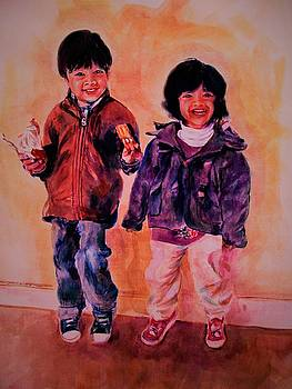 Maani and yumna by Khalid Saeed