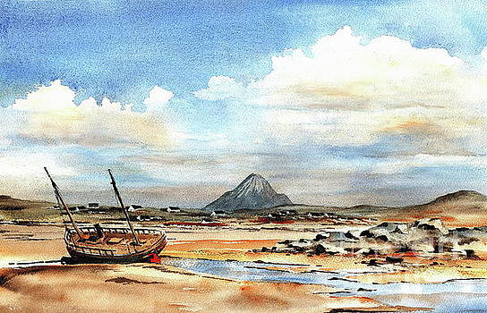 Val Byrne - Macaire Beach, Gweedore, Donegal.