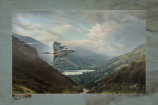 Mach Loop Sentiments by Peter Van Stigt