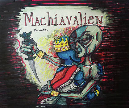 Machiavalien by Similar Alien