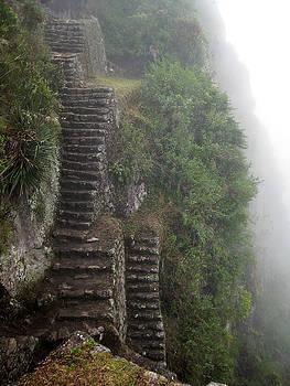 Machu Picchu Peru by Kurt Williams