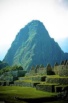 Machu Picchu by Susan Schumann