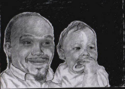 Mack and Isaac by Earl Johnson