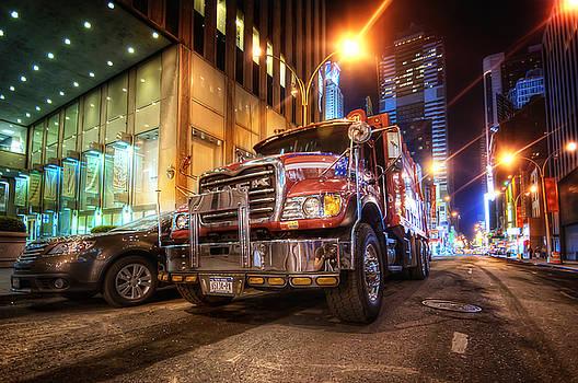 Yhun Suarez - Mack Truck NYC