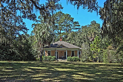 Maclay Gardens Ranger Quarters by Frank Feliciano