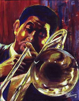 Macys Jazz by Jean-Marie Poisson