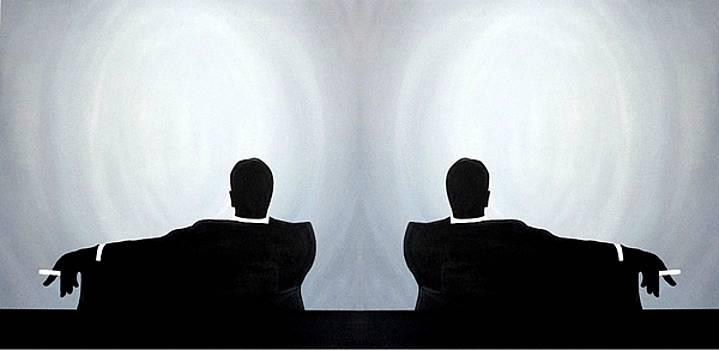Mad Men Doppelganger by John Lyes