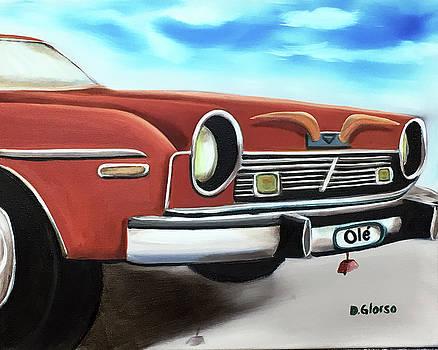 Matador Ole by Dean Glorso