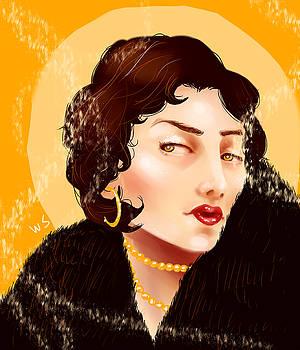 Madam Carbon by Willow Schafer