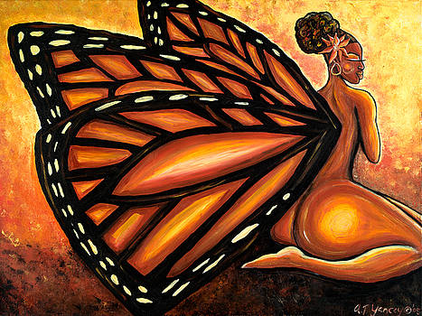 Madame Butterfly II by Tiffany Yancey