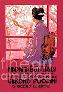 Madame Butterfly by Maureen Tillman