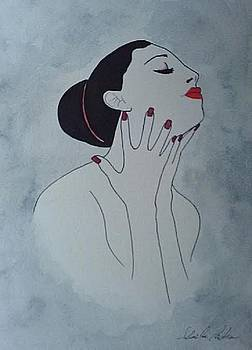 Madame Enchantee by Sheila Renee Parker