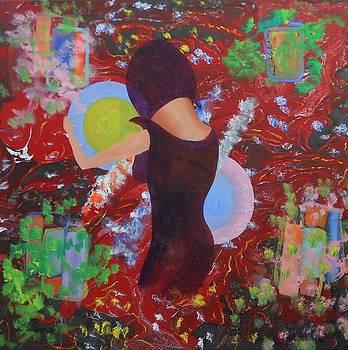 Mystery Woman by David Mintz