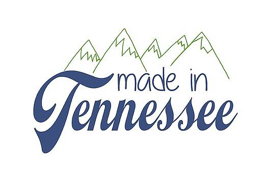 Heather Applegate - Made in Tennessee Blue