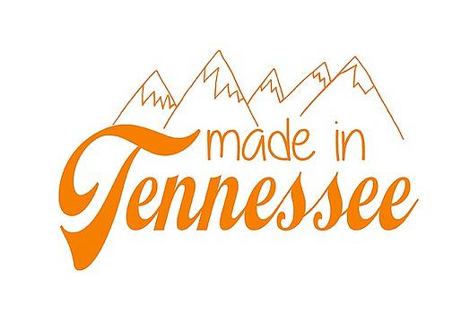 Heather Applegate - Made in Tennessee Orange